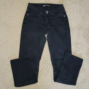 Levi's 529 Curvy Straight Jeans Black Label 28 32